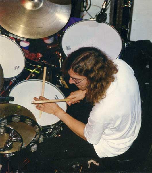 Pat drums